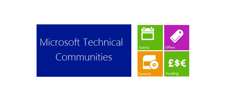 Microsoft Technical Communities