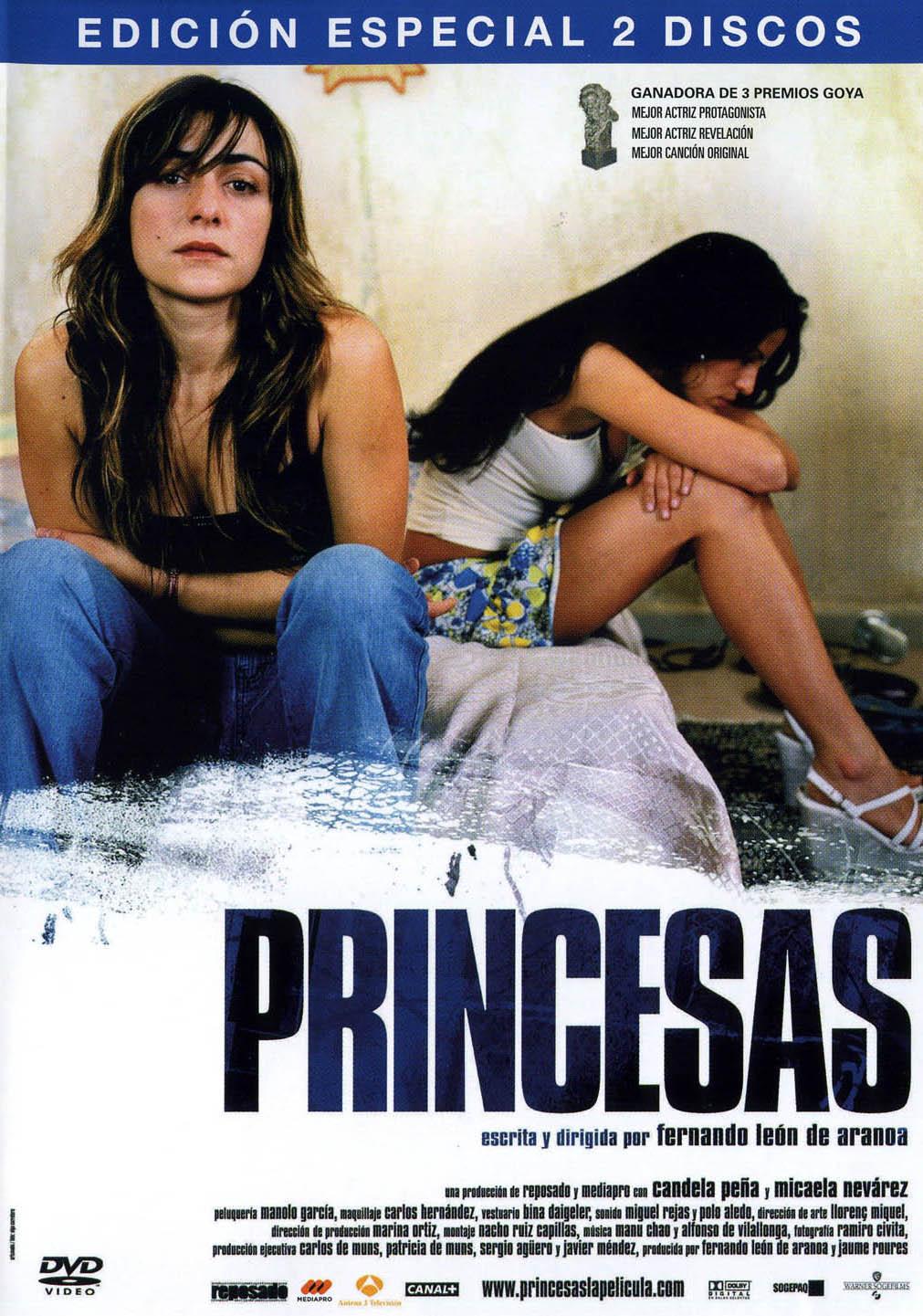 Princesas_(Edicion_Especial)-Caratula