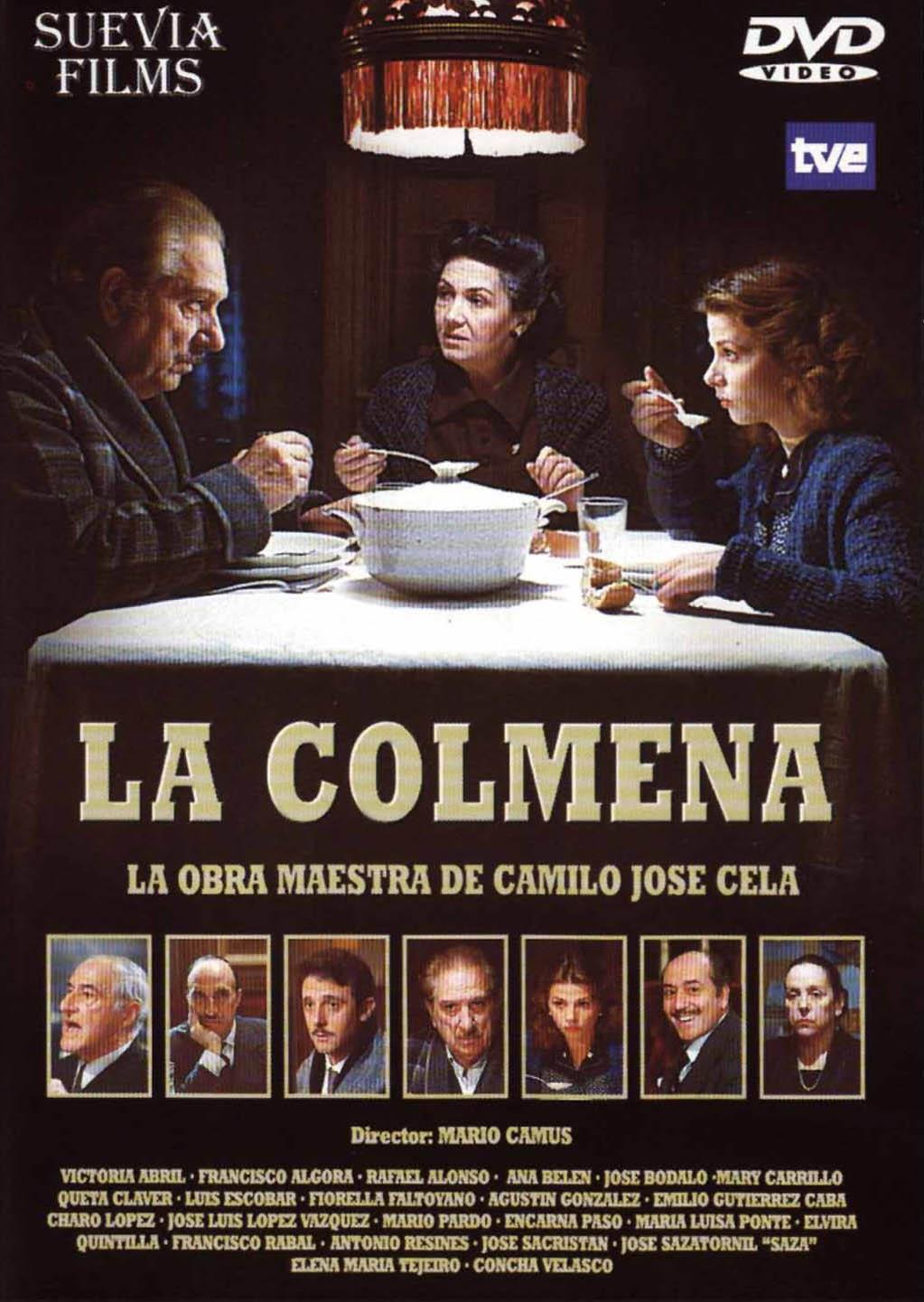La_Colmena-Caratula