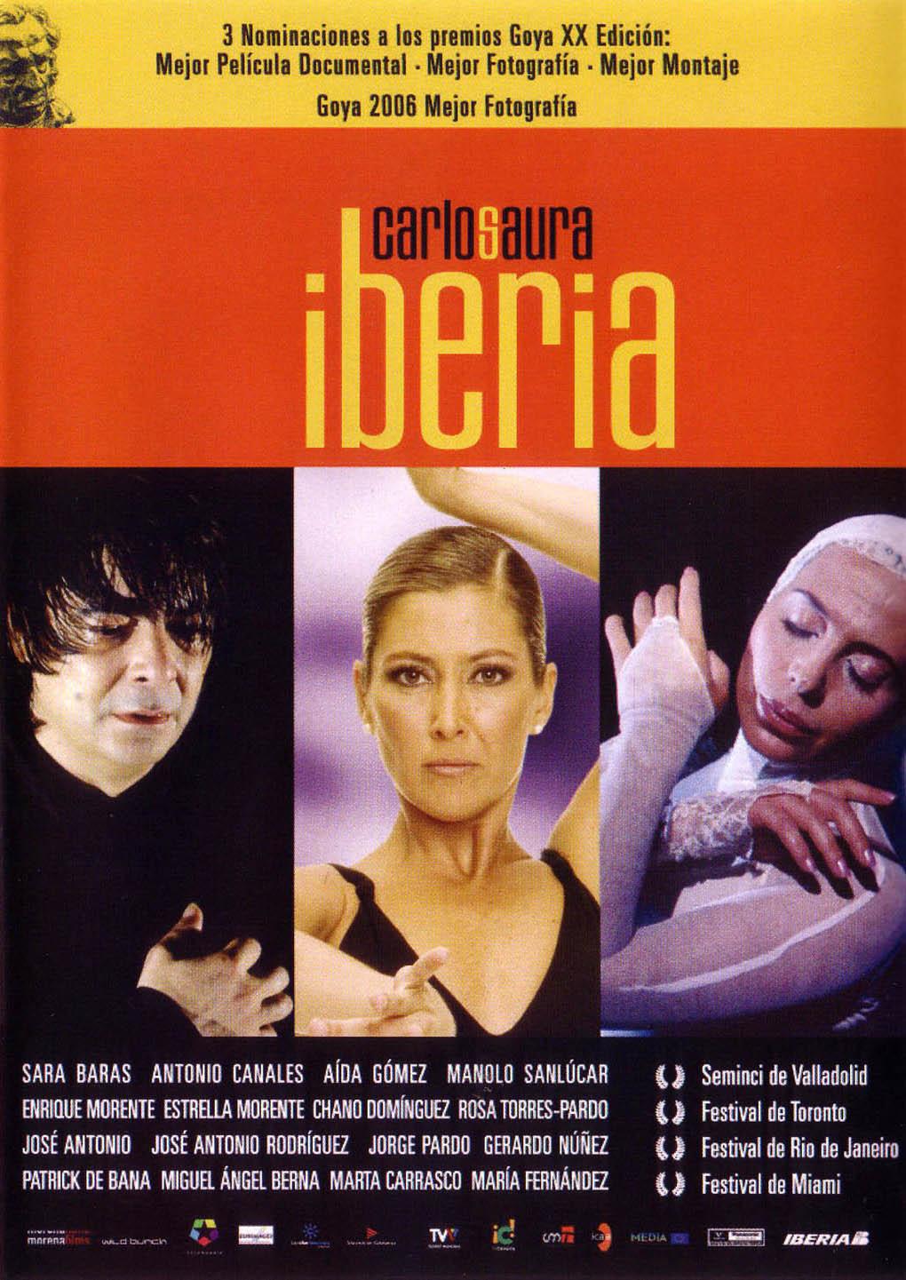 Iberia-Caratula