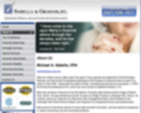 Durning Communications website 14