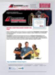 Durning Communications website 9