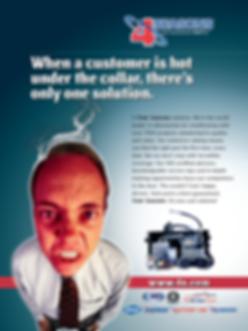 Durning Communications ad1