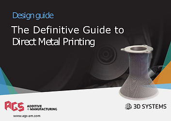 AGS 3d Direct Metal Printing Des