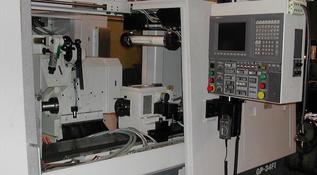 CNC Grinder: OKUMA GP-34FI