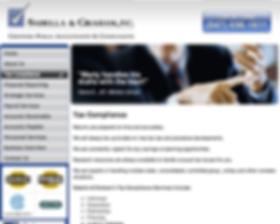 Durning Communications website 16