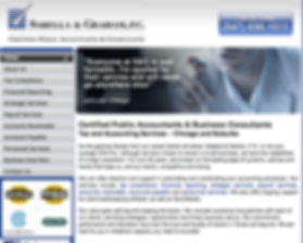 Durning Communications website 13