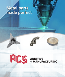AGS Additive Manufacturing brochure