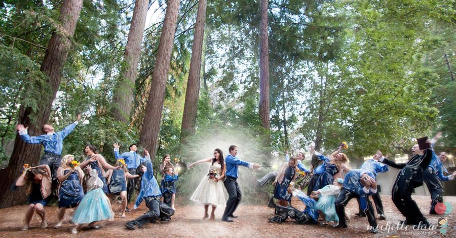 Magic Wedding Photo