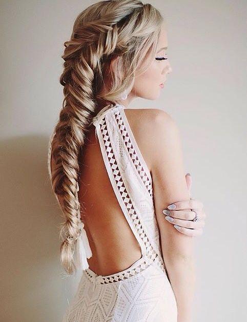 French Braid Hair Twist