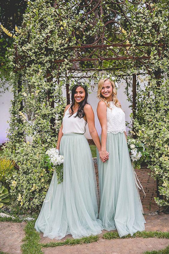 Bridesmaids Separates