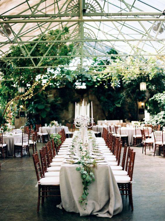 Conservatory Wedding