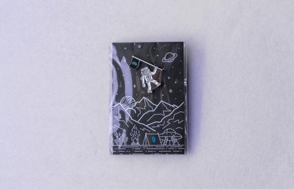 Custom Lapel Pin Backing Card