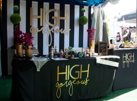 Event Booth Space