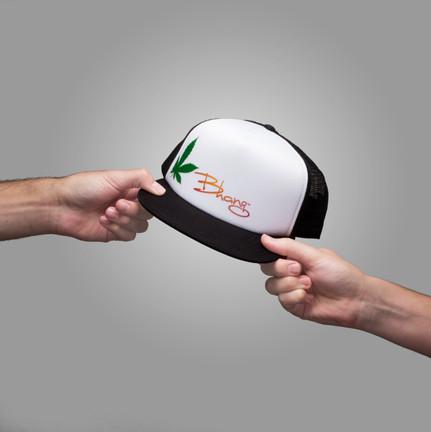 Full Front Imprint Trucker Hat