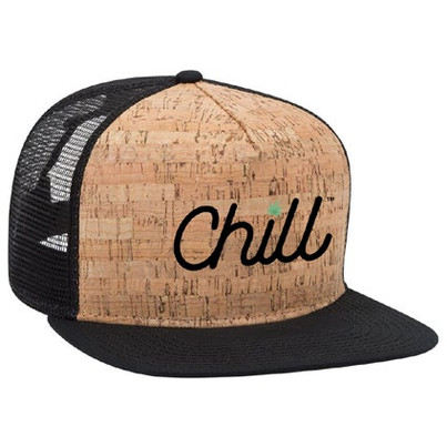 Cork Textured Trucker Hat