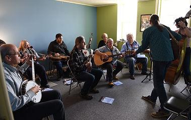 Bluegrass jam class.JPG