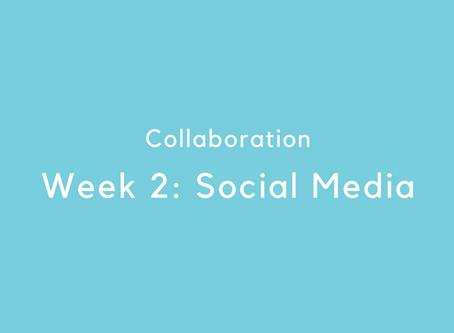 Week 2: Social Media