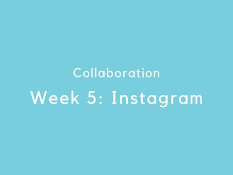 Week 5: Instagram
