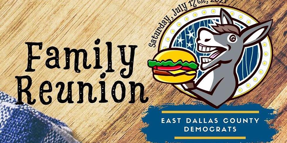 It's a Democratic Family Reunion!