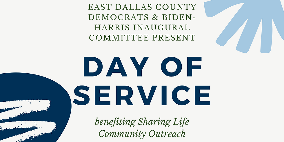Day of Service - January 2021