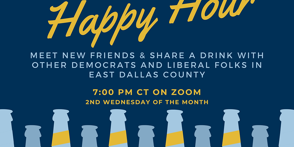 Happy Hour - May 2021