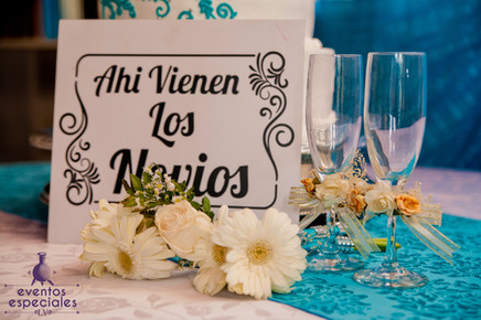centros de mesas decoracion cristaleria novios bodas