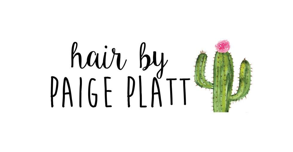 Hair by Paige Platt - 2