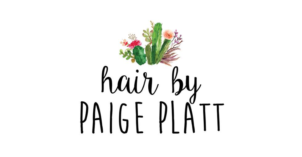 Hair by Paige Platt - 1