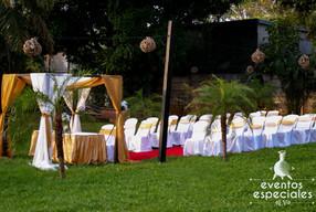 eventos espacios abiertos jardines bodas matrimonios casamientos
