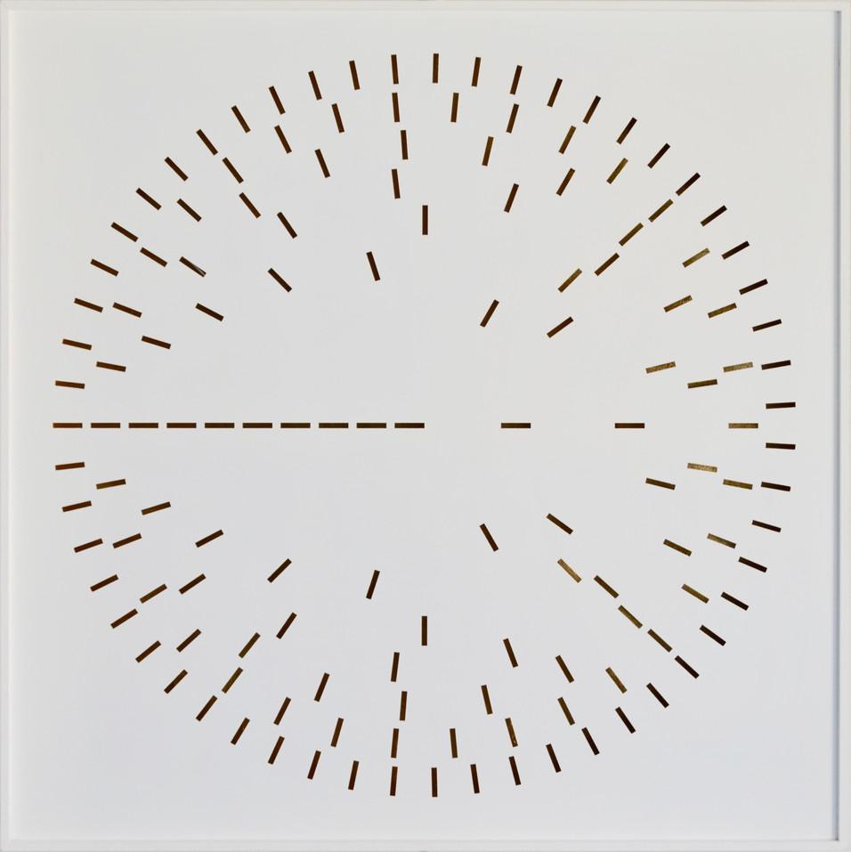 Fibo'clock 143 R.G., 2017