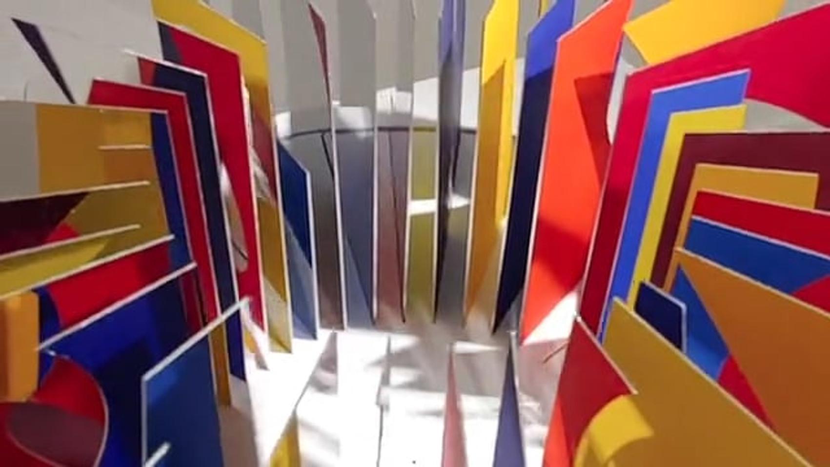 Philippe Leblanc : Geometric & Kinetic