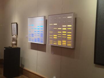 Art & Math : Ecritures