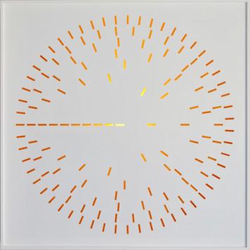 Fibo'clock 143 R Gold, 2017