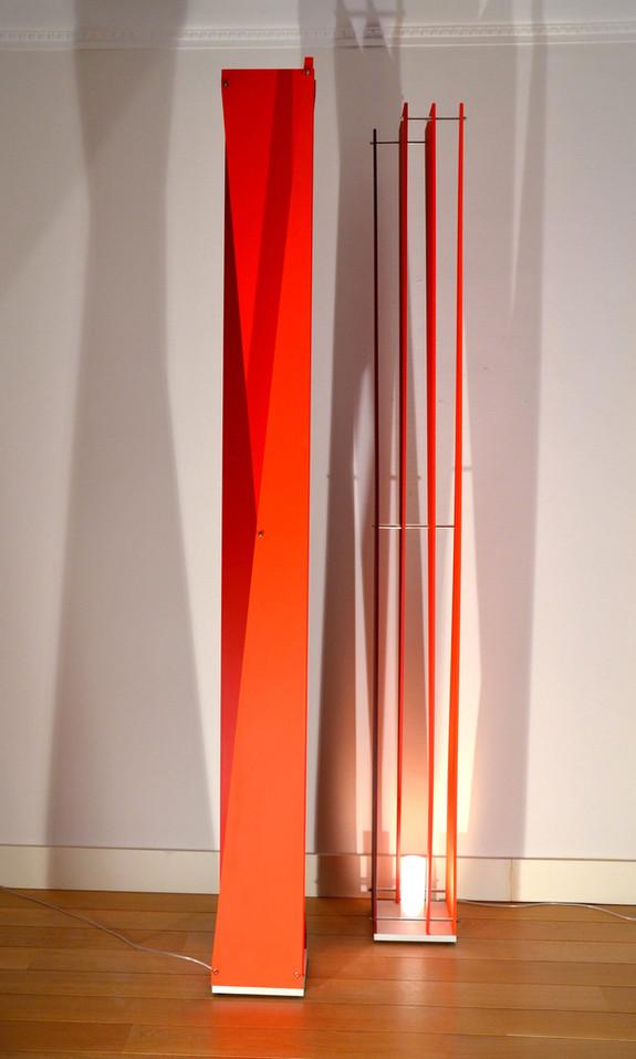 Scissors Totems 4R, 2010
