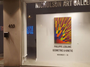 Ph. Leblanc Geometric & Kinetic