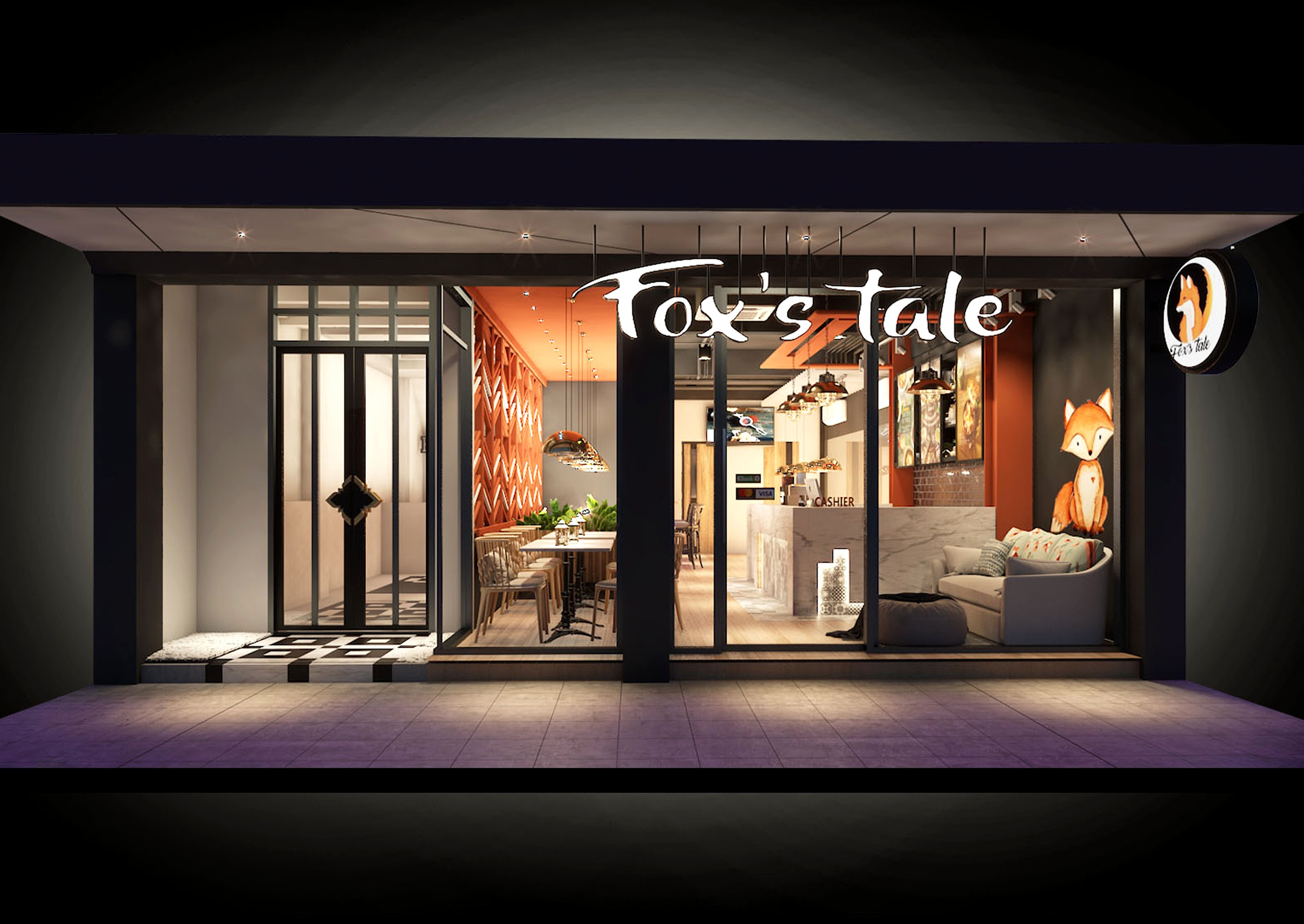 Fox's Tail Cafe010