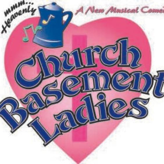 Cornwell's Turkeyville Dinner Theater: Church Basement Ladies | $85