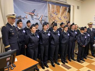 Partenariat avec l'Armée de l'Air