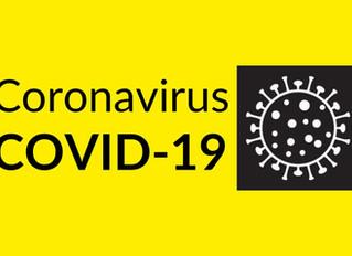 COVID-19: SUSPENSION DES ACTIVITES