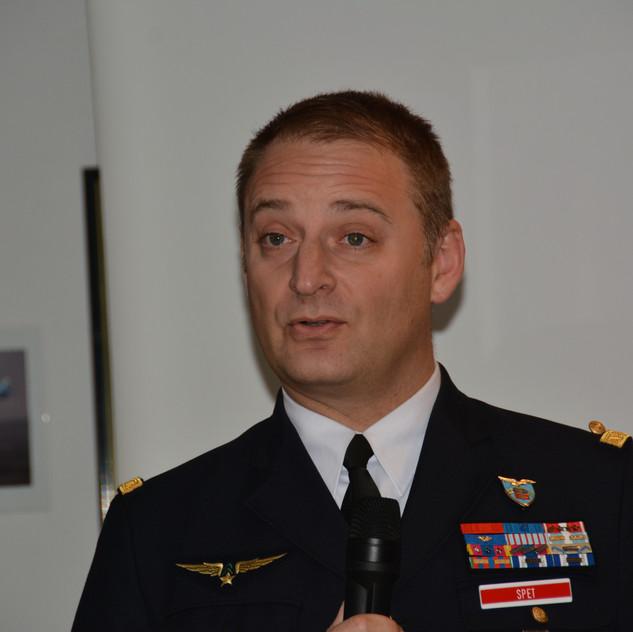 Colonel SPET