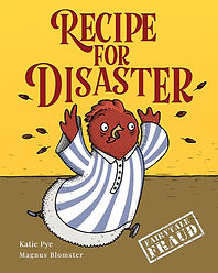 Recipe for Disaster - A retelling of The Little Red Hen about asking for help