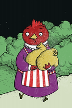 Recipe for Disaster - A little red hen retelling about asking for help when you need it.