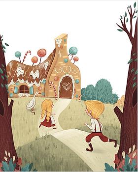 Fairytale Fraud: Sibling Wars
