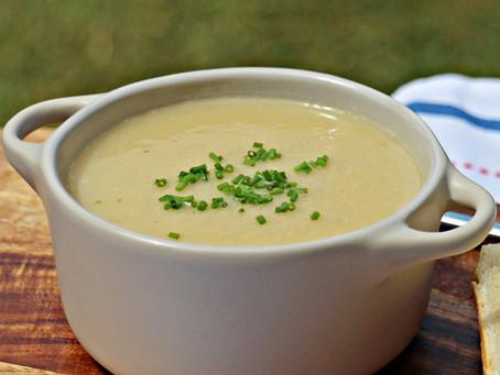 Art of Cooking (Celeriac Soup)