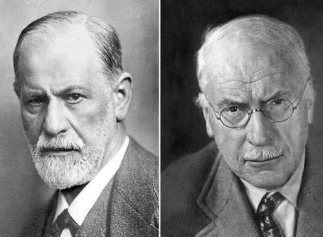 S. Freud x C.G. Jung