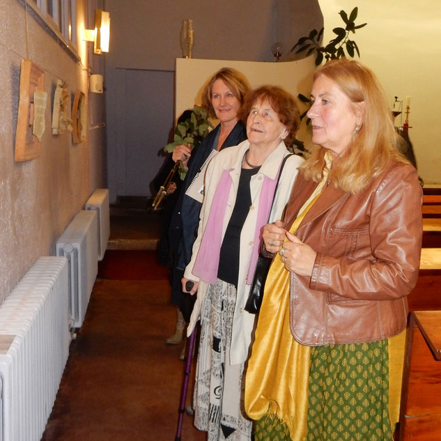 Prof.Šicková, Darja Kocábová, Magdalena Westman