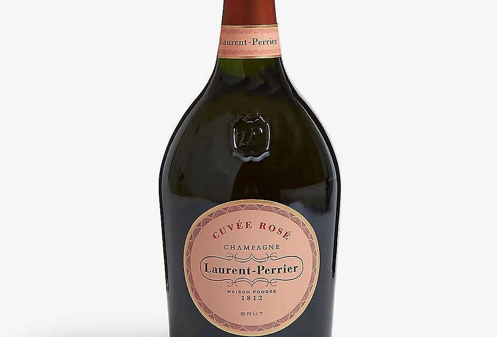 Champagne : Laurent Perrier Rose  (nv)
