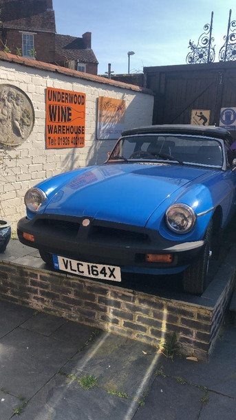 MGB Roadster for sale ££