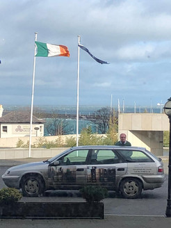 Citroen goes to Dublin